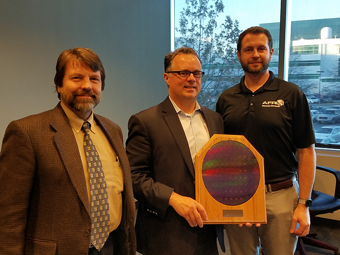 AIM Photonics produces first fully integrated 300mm Quantum Photonic wafer