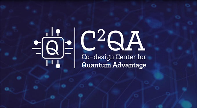NY CREATES / SUNY Poly is a partner of the Co-Design Center for Quantum Advantage, funded by Department of Energy